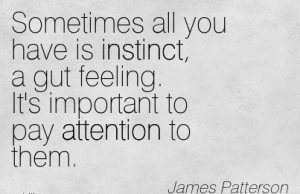 sometimes-all-you-have-is-instinct-a-gut-feeling-its-important-to-pay-attention-to-them-james-patterson
